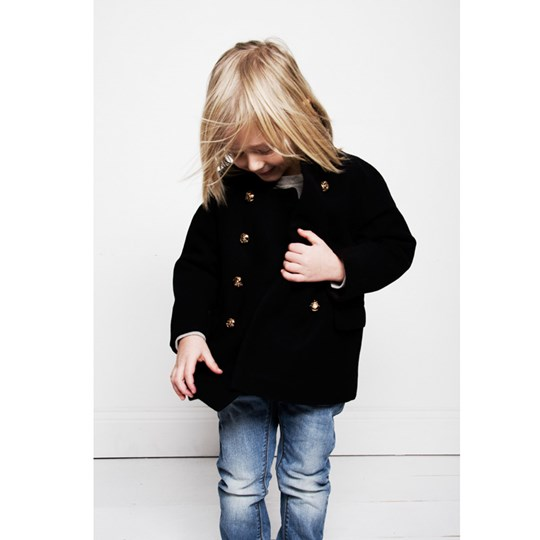 Mini Rodini Lanchester Rock Svart Black