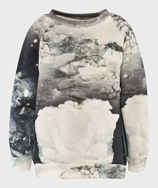 Popupshop Basic Sweat Rock Rock Print