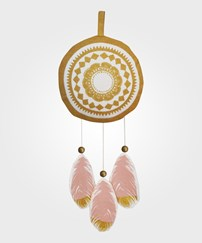 Elodie Details Musical Mobile - Feather Love Small Pink