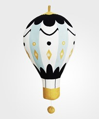 Elodie Details Musical Mobile - Moon Balloon Small White