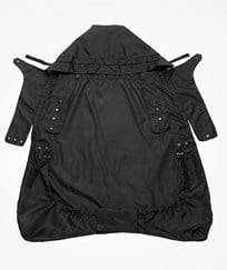 Ergobaby Weather Cover Black Black