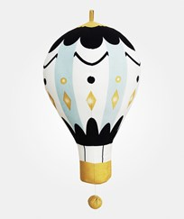 Elodie Details Moon Balloon Musical Toy - Large White