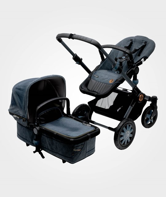Bugaboo Complete Bugaboo Buffalo by Diesel Blue