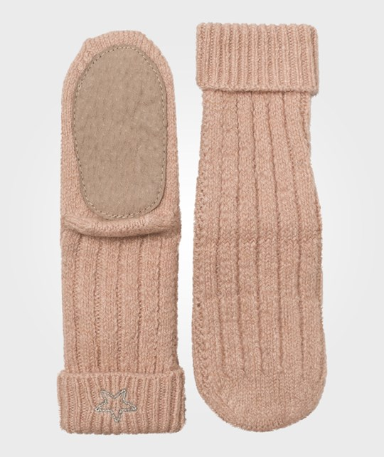 Noa Noa Miniature Baby Wintertime Socks Light Blush Lyserød