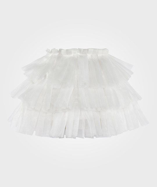 Noa Noa Miniature Mini Winter Tulle Skirt Chalk Beige