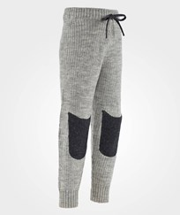 Kattnakken Wool Leggings Grey Melange Grå