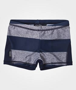 Molo Norton Trunks Melange Blockstripe