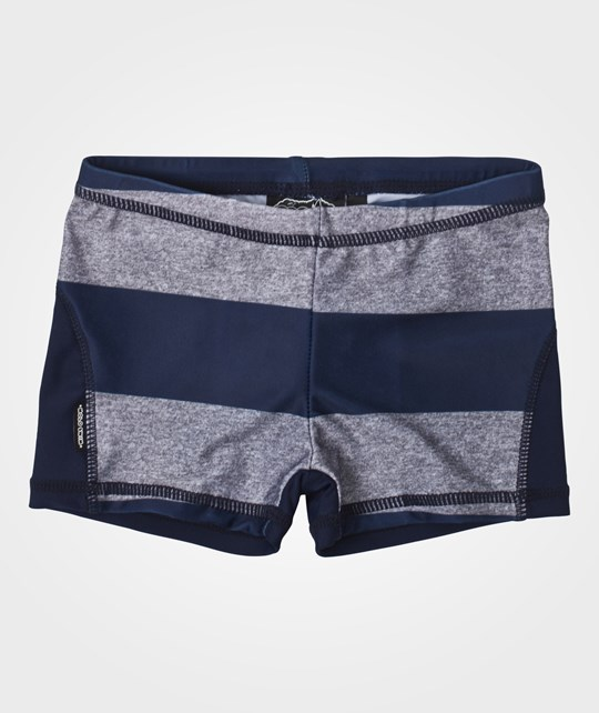 Molo Norton Trunks Melange Blockstripe Melange Blockstripe