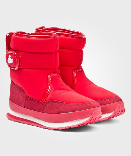 Rubber Duck Classic SnowJoggers Lycra Red Red