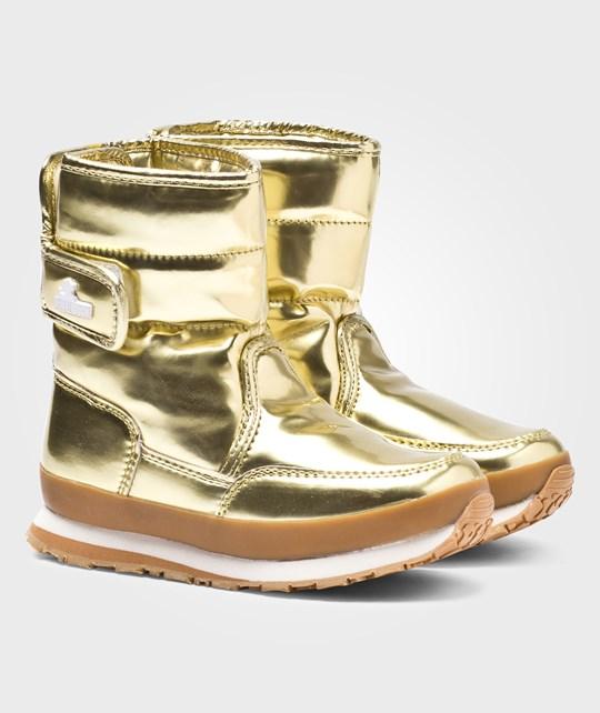 Rubber Duck Classic SnowJoggers/Metallic Gold Guld