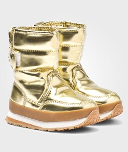 Rubber Duck Classic SnowJoggers/Metallic Gold Toddler