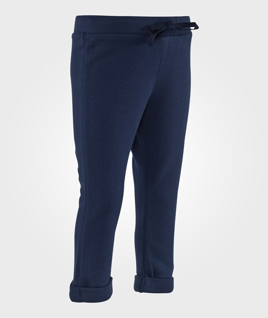 United Colors of Benetton Classic Joggers With Drawstring Waist Navy Blue