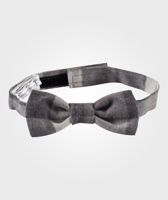 Hust&Claire Bow tie Silver