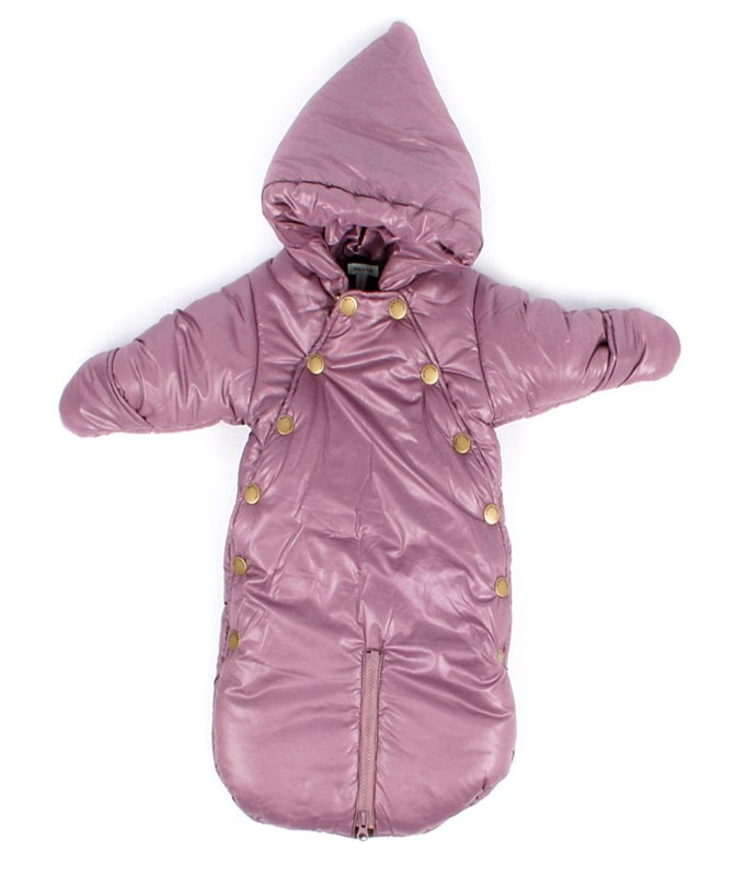 Snowsuit Xina Grape Violet