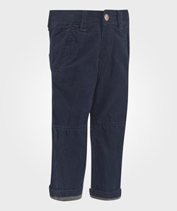 United Colors of Benetton Chino Style Trouser Navy
