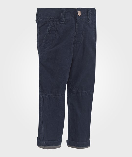 United Colors of Benetton Chino Style Trouser Navy Blå