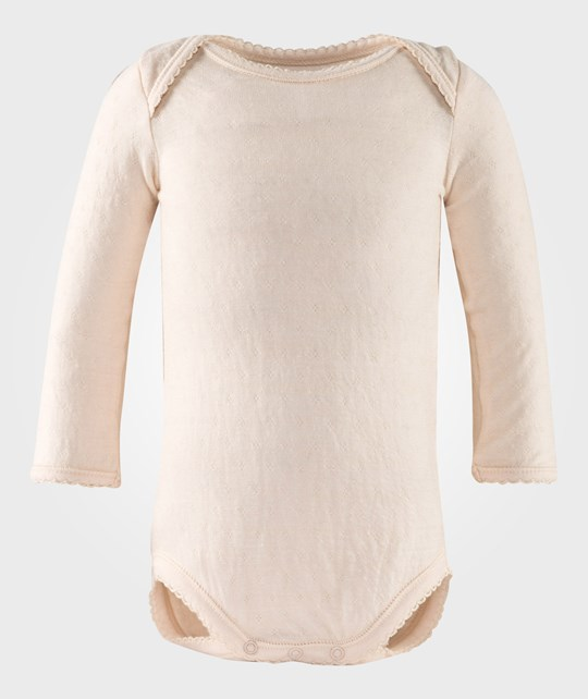 Noa Noa Miniature Baby Basic Wool Doria Body Angel Wing Pink