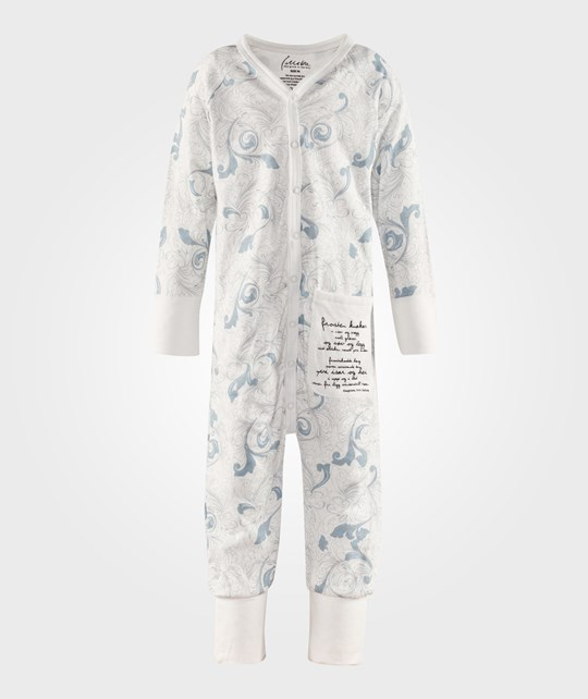Lilleba Tuva Pyjamas Light Blue Blå