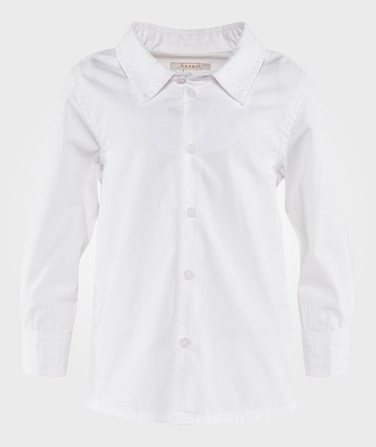 Esprit Basic Shirt White White