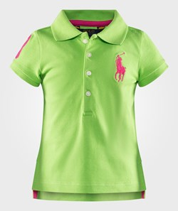 Ralph Lauren SS Big PP Polo Big PP Citrus Lime