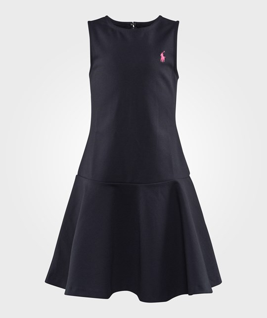 Ralph Lauren Ponte Dress Aviator Navy Aviator Navy