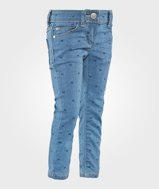 Esprit Skinny Denim Pants Light Wash BLUE LIGHT WASH
