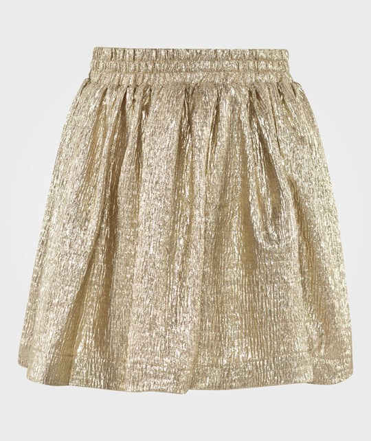 Esprit Gold Skirt Gold