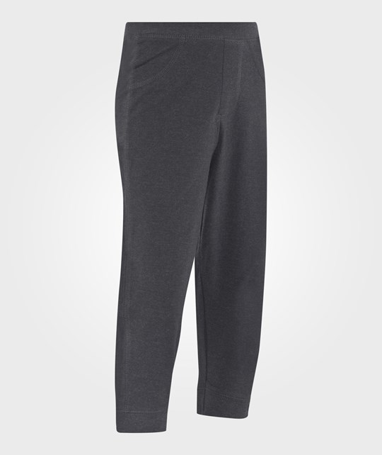 Molo Scott Soft Pants Dark Grey Melange Dark Grey melange
