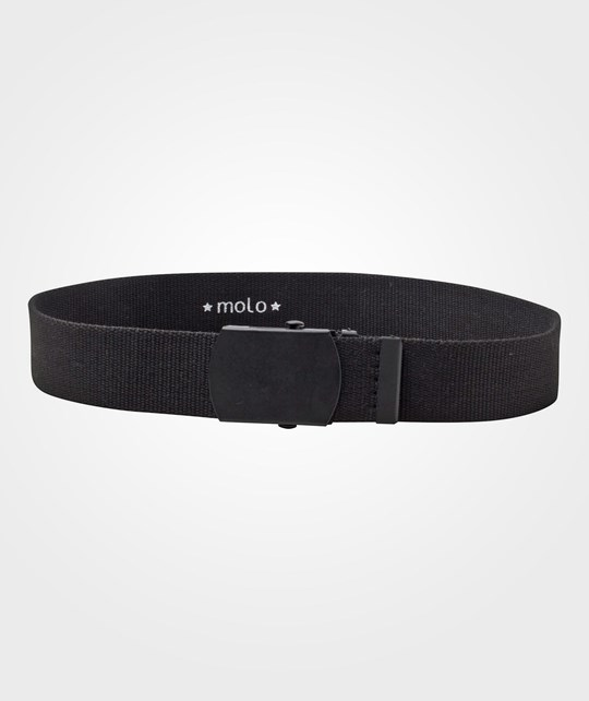 Molo Nik Belt Black Black