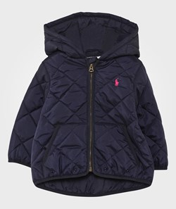Ralph Lauren Diamond-Quilted Jacket Collection Navy