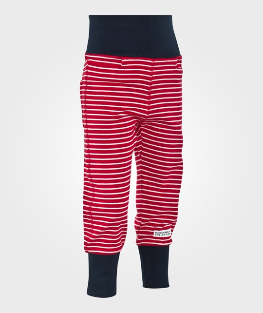 Geggamoja Christmas Pants Red/White Red/White