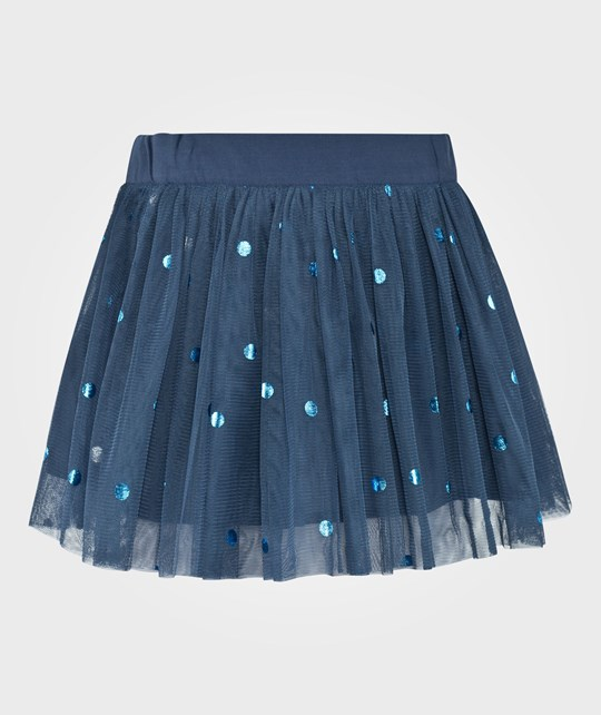 Stella McCartney Kids Honey Skirt Sailor Blue Sailor Blue
