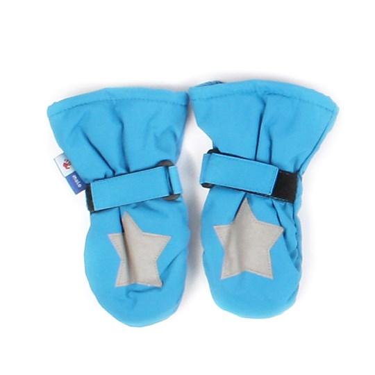 Molo Mitzy Mittens Space Blue