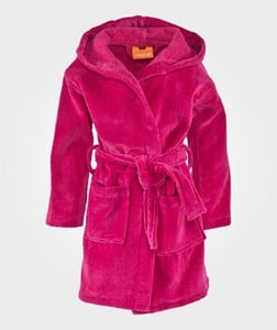 Image of Lindberg Orbaden Bathrobe Cerise 110/116 cm (3059474367)
