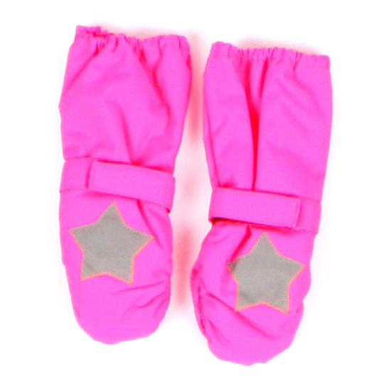 Molo Igor Mittens Panther Pink