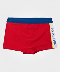 Armani Junior Trunk Beachwear Multicolor Multicolor