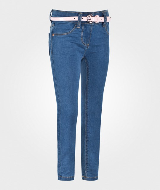 Esprit Джинсы Skinny Pants Denim Blue Light Wash голубой