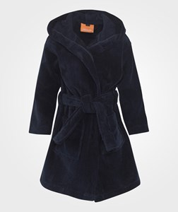 Image of Lindberg Orbaden Bathrobe Navy 110/116 cm (2743775485)