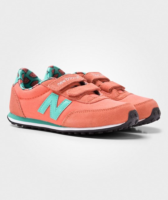 New Balance Кроссовки New Balance 410 Coral/Teal Coral/Teal