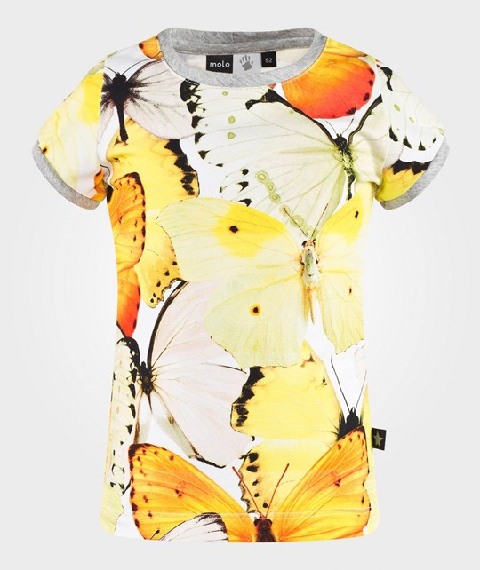 Molo Rimona Top SS Africa Butterfly Africa Butterfly
