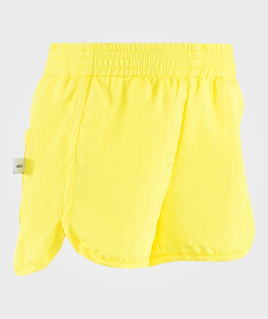 Molo Amber Shorts Lemongrass Lemongrass