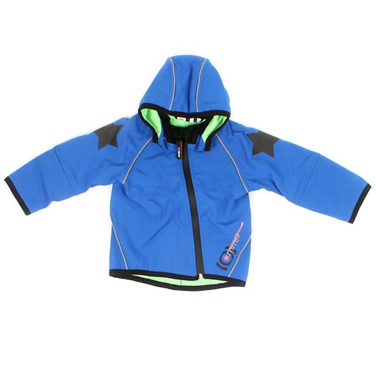 Molo Sky Fleece Waterdrop Blue