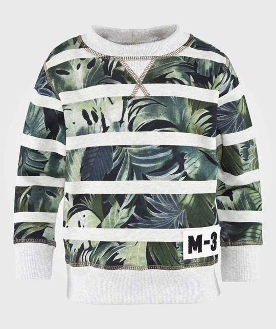 Molo Maccoy Sweatshirt Jungle stripe Jungle stripe