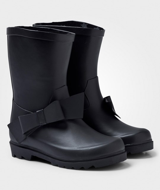 Molo Silly Boots Black Black