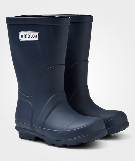 Molo Strong Boots Midnight Navy Midnight Navy