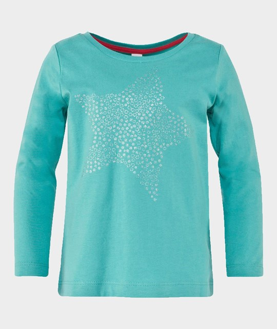 Esprit Star T-Shirt Turquoise Turquoise