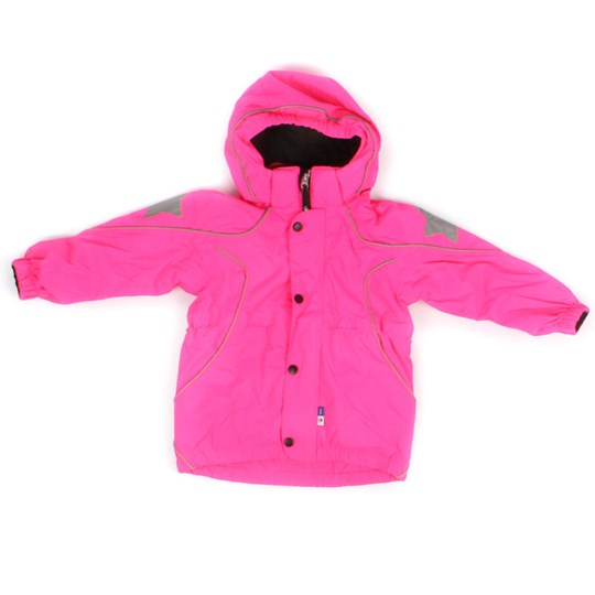 Molo Cathy Fleece Panther Pink