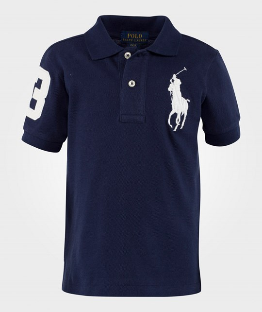 Ralph Lauren Ss Big Pp Polo Big Pp Newport Navy Newport Navy