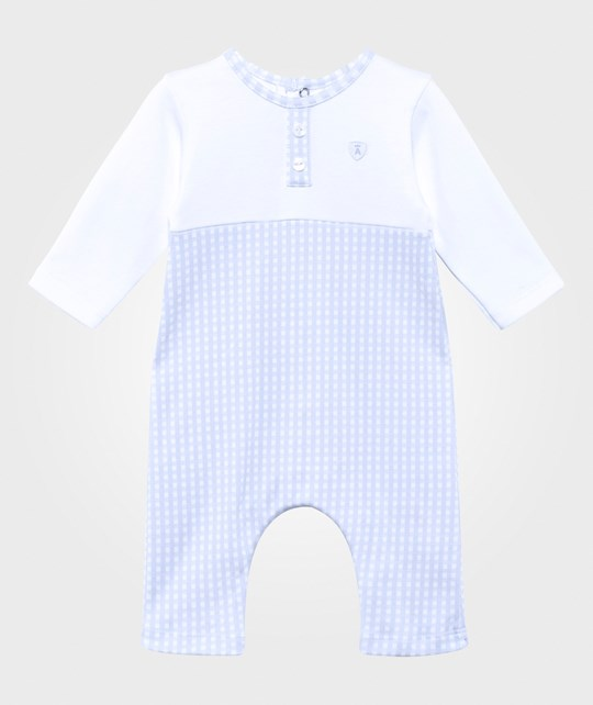 Absorba Long Romper Light Blue Light Blue