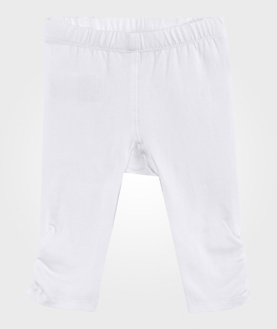 Hust&Claire Plain Leggings White White